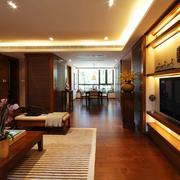 温暖的中式家居