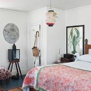 素朴自然的卧室