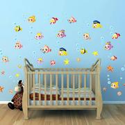 婴儿房花样壁纸设计