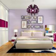 卧室舒适木地板欣赏