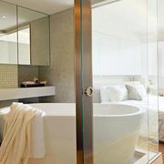 大户型舒适卫浴间