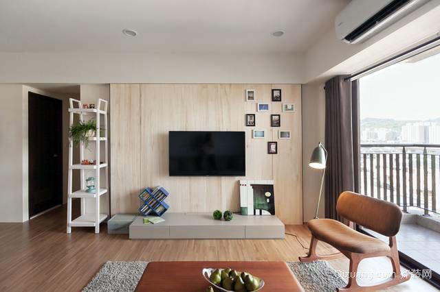 现代简约独栋别墅室内装修效果图