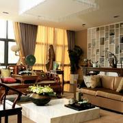 中式风格客厅装饰