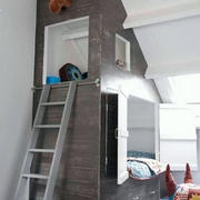 高低床装修欣赏