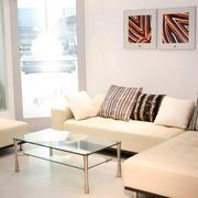 小户型家居客厅沙发