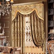 皇宫式的家居窗帘