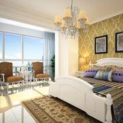 大气奢华的卧室装饰
