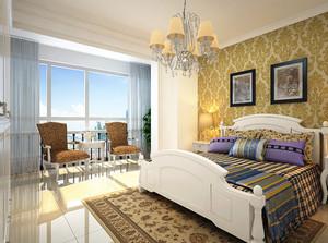 朴实平凡的北欧风格卧室装修设计图片大全