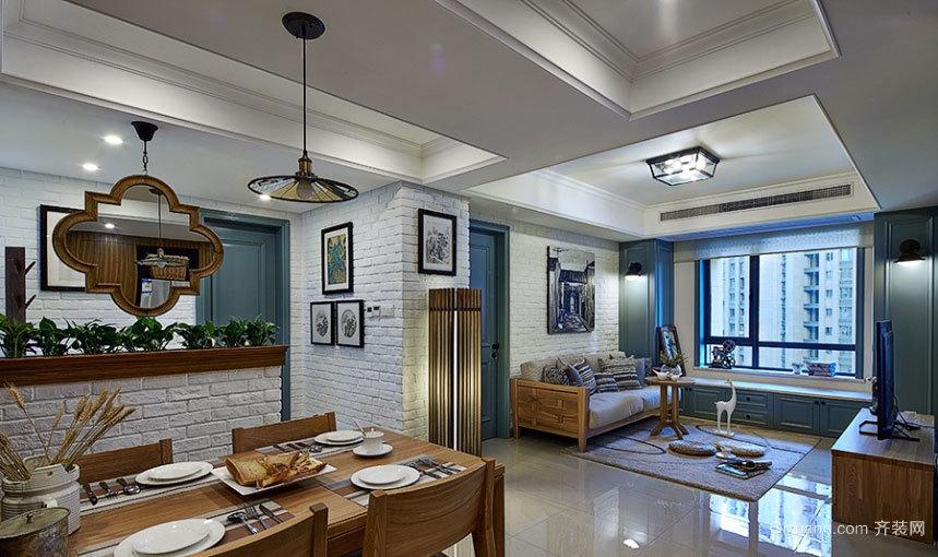 180平米北欧风格低调奢华得公寓装修效果图