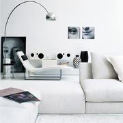 白色简洁的阳光房