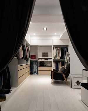 120平米后现代简约风格私人单身小公寓装修效果图
