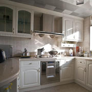 简欧风格的厨柜设计