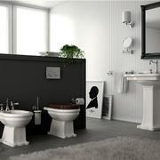 浴室隔断装饰设计