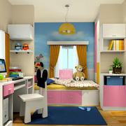 清新优雅的卧室