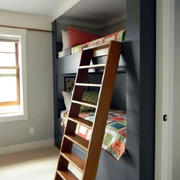 高低床楼梯展示