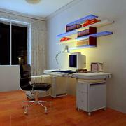 家居书房小书架设计