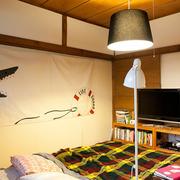家居日式卧室装饰