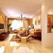 家居温暖金色装饰