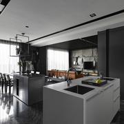家居开放式厨房设计