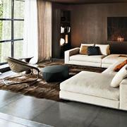 三室两厅客厅大沙发