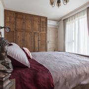 传统美式卧室欣赏