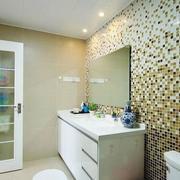卫浴间墙贴展示