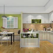 开放式厨房橱柜
