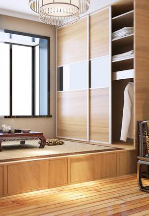 韩式风格的榻榻米展示