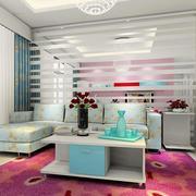 客厅沙发新颖时尚背景
