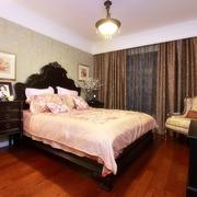 素雅时尚的卧室
