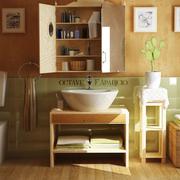家居卫生间置物柜设计