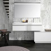 现代简约的浴室