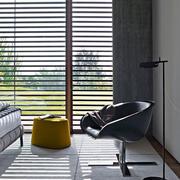 阳光房百叶窗设计
