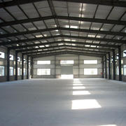 空旷面积大的厂房