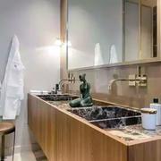 房屋卫生间洗手台设计