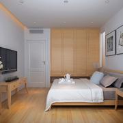 平淡不简单的卧室