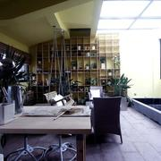 复式楼舒适阳光书房