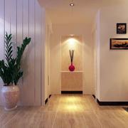 两居室玄关装饰图