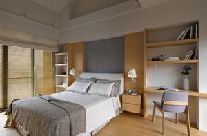 卧室床头置物柜装饰