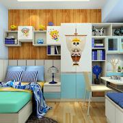 卧室置物柜展示图