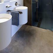 浴室新型的洗手台