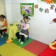 幼儿园教室小桌椅