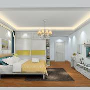 卧室简单的吊顶