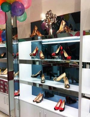 2015个性时尚的唯美组合鞋架装修效果图鉴赏