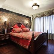 东南亚风格的大卧室