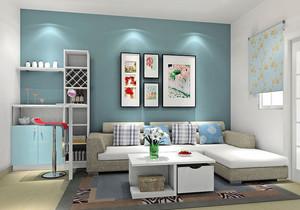 客厅照片背景墙欣赏
