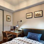 公寓小卧室展示