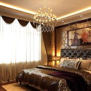 极度豪华的卧室