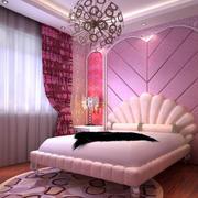 紫色浪漫背景墙