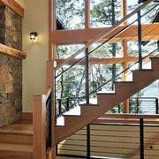 安全美观的楼梯